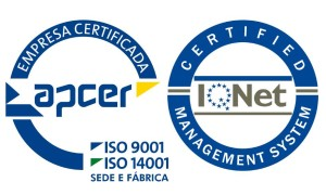 Logos APCER IQNET